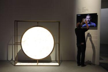 """Gong"" (Giorgio Canale per Cereser; foto ENNEVI)"