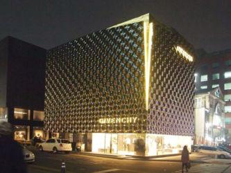 Piuarch, edificio Givenchy a Seul