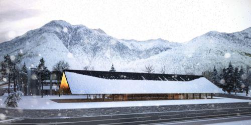Piuarch, progetto di ampliamento della Latteria sociale Valtellina a Postalesio (Sondrio)