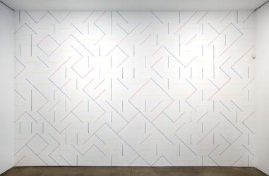 """Sol LeWitt, """"Arcs and Lines"""" (2011)"""