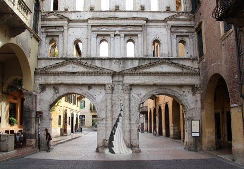 Litocorno, Designed by Raffaello Galiotto, ANTOLINI LUIGI & C. SPA (Portoni Borsari)