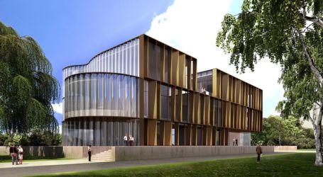 Piuarch, progetto per il centro congressi Ekaterinensky a Krasnodar (Russia)