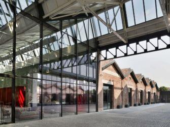 Piuarch, sede Gucci nelle ex Officine Caproni a Milano