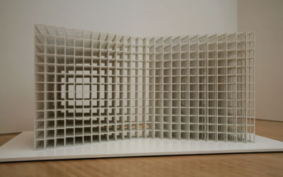 Sol LeWitt, esempio di struttura tridimensionale