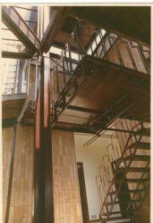 Case a Fregene con Studio T.A.U. (D. Guerri, A. Graziosi, R. Sebasti, F. Tegolini, A. White, 1970-72)