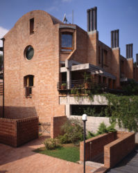 Villa Sorriso a Senigallia (foto Ciampi - 1984-88)