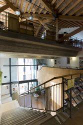 Biblioteca San Giovanni Battista, Pesaro (1996-2001)