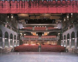 Teatro delle Muse, Ancona (con Paola Salmoni, 1979-2002)