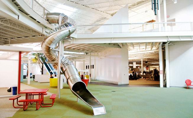 Centro commerciale Windsor Park Mall a San Antonio (Texas) trasformato nella sede dell'azienda Rackspace Hostings