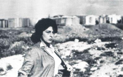 """Anna Magnani in """"Mamma Roma"""" (1962)"""