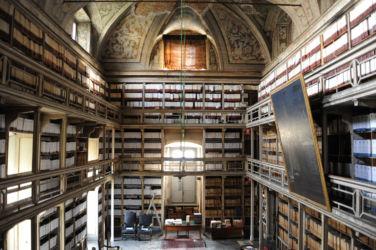 Ca' Granda a Milano - Archivio storico (© Elena Franco)