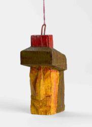 Lyonel Feininger, « Tête », 1925