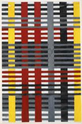 Anni Albers, Étude pour une tapisserie non réalisée, 1926 Gouache et stylo sur papier photo offset © The Josef and Anni Albers Foundation / VG Bild-Kunst, Bonn