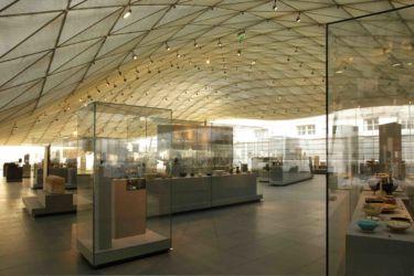 Dipartimento delle Arti islamiche al Museo del Louvre a Parigi (© Antoine Mogodin)