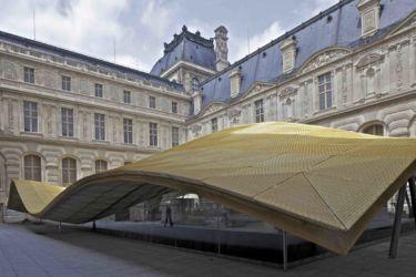 Dipartimento delle Arti islamiche al Museo del Louvre a Parigi (© Philippe Ruault)