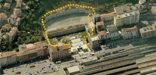 Ancona: completamento dell'edificio ex Fornace Verrocchio