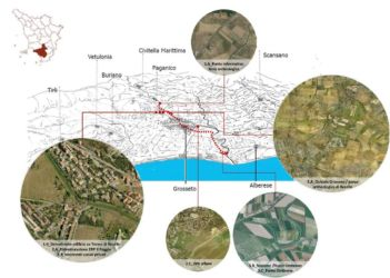 Grosseto: progetto Grosseto città diffusa: la periferia torna al centro