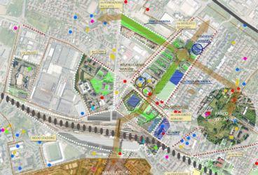 Modena: riqualificazione urbana della periferia nord