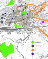 Vicenza: azioni di Liberare Energie Urbane