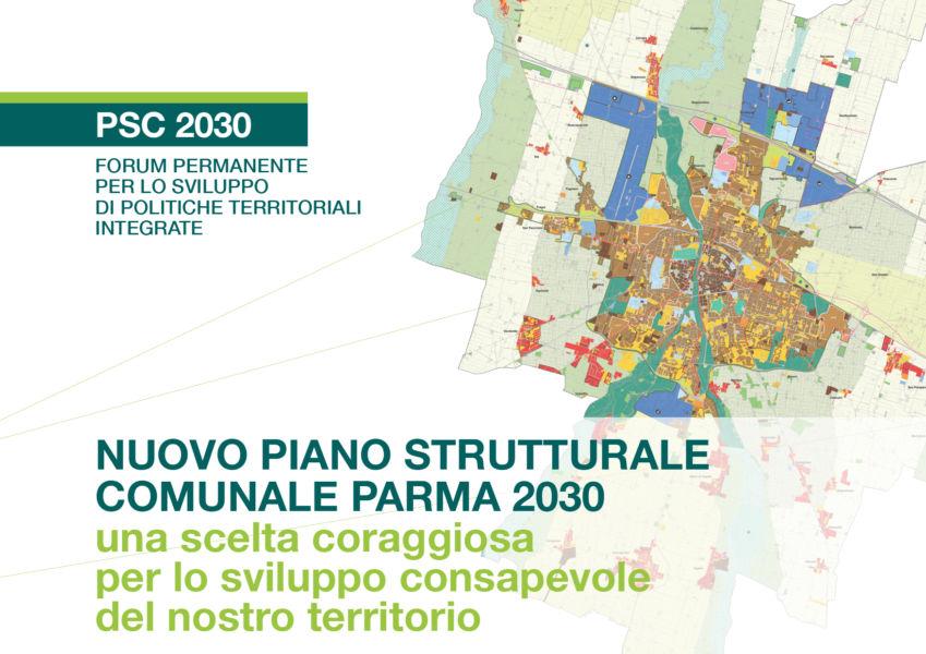 Il Nuovo Piano Strutturale Comunale Parma 2030