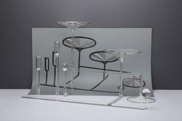 Drawing glass, Fabrica (copy Marco Zanin)