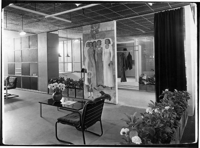 Mostra dell'Abitazione, Vi Triennale di Milano, 1936