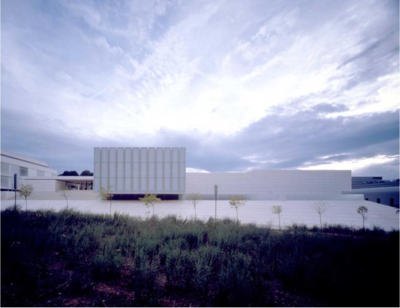 Università a Girona, 1999  (©  Eugeni Pons)