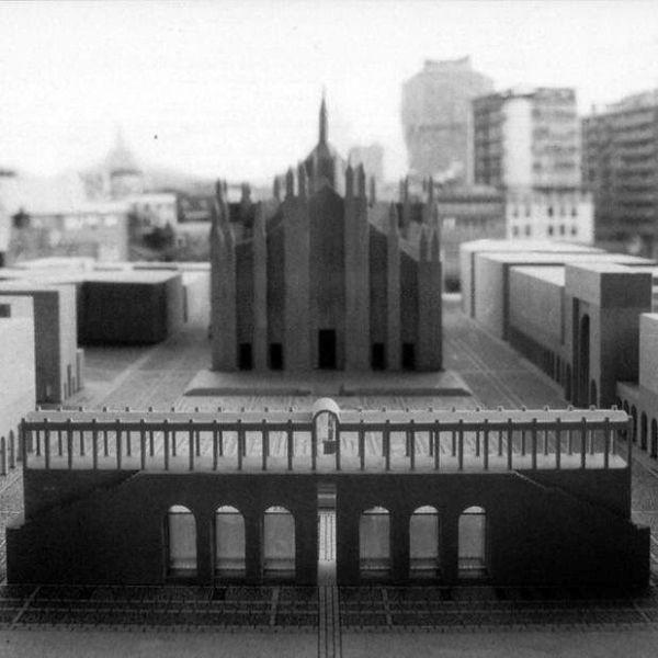 Progetto di Ignazio Gardella