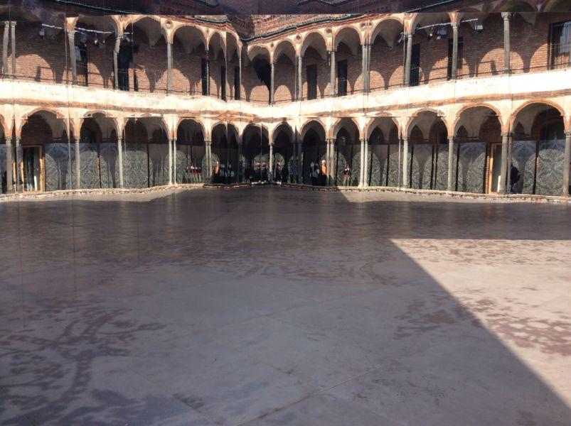 Fuorisalone, Università Statale di Milano (© Arianna Panarella)