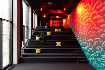 TSH Eindhoven, auditorium