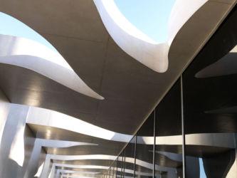Museo Cocteau a Mentone (Francia), particolare dell'involucro