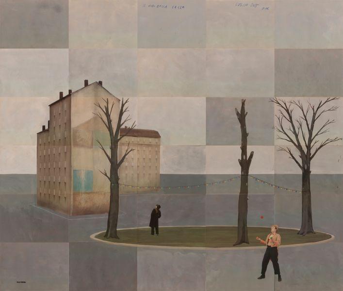 Paolo Ventura, Il Nido della gazza, 2015