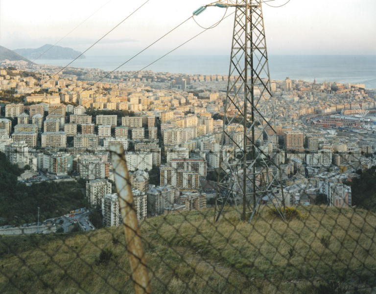 Genova 2005-2009, fotografie di Pietro Luigi Piccardo, ©Archivio Piccardo 2017