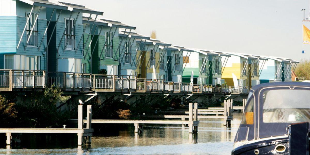 Amfibiewoningen, Maasbommel (2007)