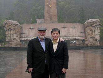 Ben Wood (a sinistra)
