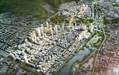KCAP Architects&Planners, Creative Gateway Shenzhen