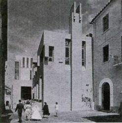 Uffici telefonici a Benevento (1960)