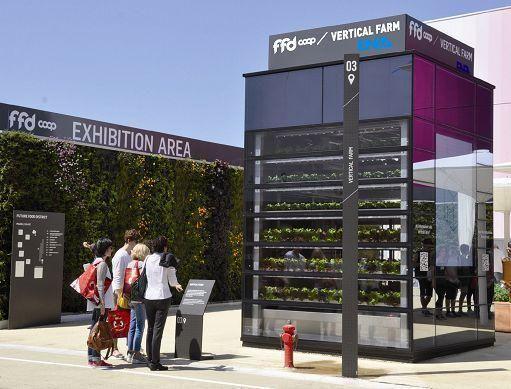 Enea, Vertical Farm all'Expo 2015