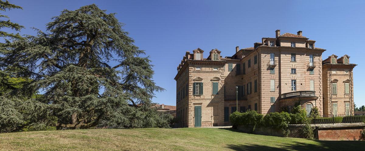 Castello di San Martino Alfieri © Giorgio Olivero
