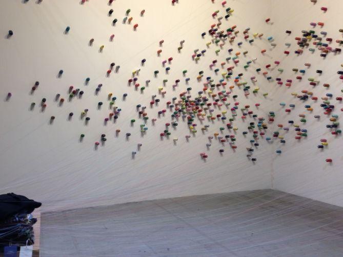 Padiglione dello Spazio Comune. Lee Mingwei, the Mending Project