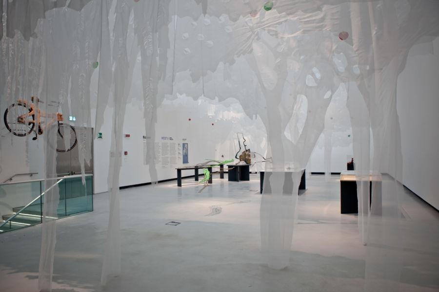 WEST8_02 Stolen Paradise, 2010 Installazione Courtesy Fondazione MAXXI