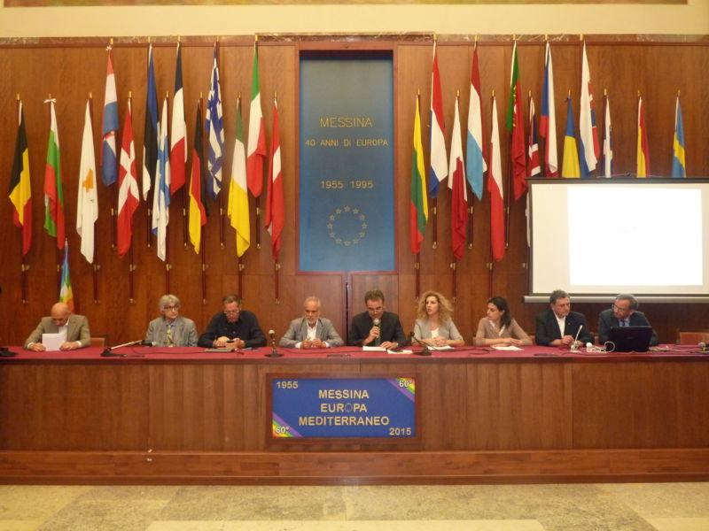 Salone delle Bandiere - Comune di Messina. Il tavolo tecnico-operativo dedicato alla tutela del patrimonio