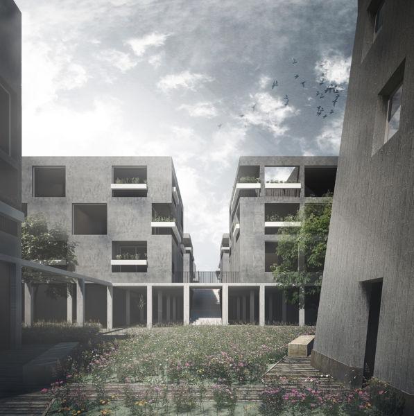 Gennaro Bernardo e Claudio Miconi, Rigenerazione Parco Saraceno Castel Volturno - Master NIB Architettura Ambiente