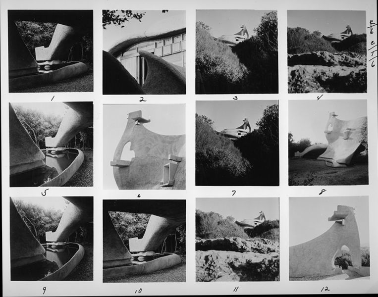Casa Saldarini (1962) © Baco-Archivio Vittorio Giorgini
