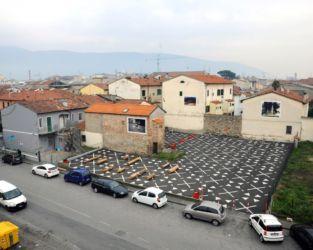 Ecòl + Alberto Gramigni, piazza dell'Immaginario a Prato