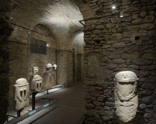 Canali Associati, Museo delle Statue stele lunigianesi a Pontremoli (Massa Carrara)