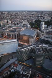 Copyright: Philippe Samyn and Partners architects & engineers - lead and design partner, Studio Valle Progettazioni architects, Buro Happold engineers