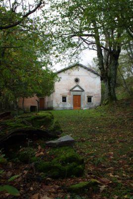 Santuario della Madonna del Cigno di Le Mogne, (Camugnano, Bologna, ©Michele Cati)
