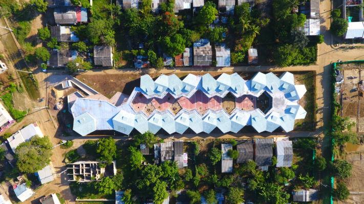 Atlántico Kindergartens, 2016, Multiple locations in Atlántico, Colombia © Alfonso Manjarres