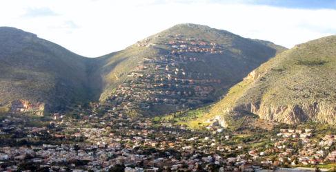 La collina del disonore di Pizzo Sella a Palermo (© AutonomeForme)